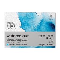 Winsor & Newton Watercolour Postcards